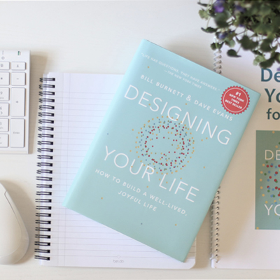 Designing your life and life's work